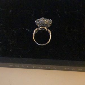 Silpada Crystal Ring
